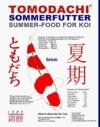 Tomodachi Koifutter für den Sommer mit Spirulina und Astax, Energiefutter, überdurchschnittliches Wachstum, toller Körperbau, brilliante Farben Premium Koischwimmfutter der Spitzenklasse 6mm 5kg - 1