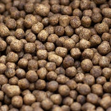 KOIPON Pon-Pellets Ganzjahresfutter 3 mm schwimmend in 1,75 kg - hochwertiges Futter für ganzjährige Fütterung zur Entlastung der Kiemen für alle Teichfische Zierfische wie Koi Karpfen Stör - 2