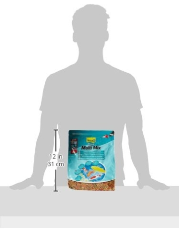 Tetra Pond Multi Mix, 4 L - 8