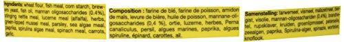 sera 07175 pond granulat 3800 ml - Hauptfutter in Stickform und schwimmfähig für alle Teichfische - 10
