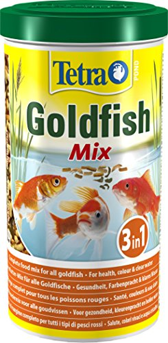 Tetra Pond Goldfish Mix, 1 L - 1