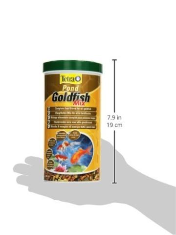 Tetra Pond Goldfish Mix, 1 L - 7