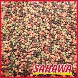 SAHAWA®45300 Koifutter 3 mm 3 Sorten Spezialmischung ,Teichfutter, Fischfutter,Gartenteich (10 Liter Beutel) - 1