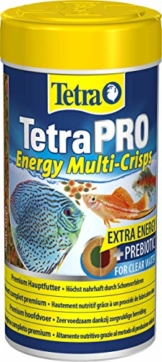 Tetra Pro Energy Premiumfutter (Flockenfutter für alle tropischen Zierfische, Fischfutter mit Energiekonzentrat für gesteigerte Vitalität), verschiedene Größen - 1