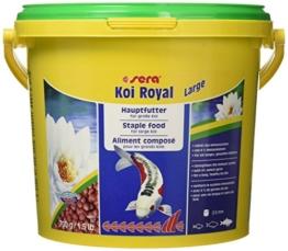 sera Koi Royal Large 3.800 ml - 1