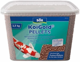 Söll 14665 KoiGold Pellets 2,4 kg - 1