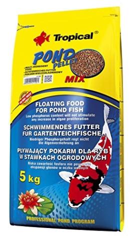 Tropical Pond Pellet Mix, 1er Pack (1 x 5 kg) - 1